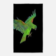 Parrot Area Rug