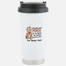 For Fighters Survivors Stainless Steel Travel Mug