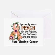 For Fighters Survivors T Greeting Cards (Pk of 20)