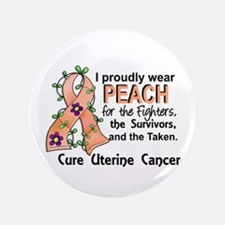 "For Fighters Survivors Take 3.5"" Button (100 pack)"