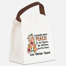 For Fighters Survivors Taken Uter Canvas Lunch Bag