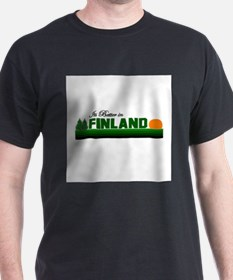Its Better in Finland T-Shirt