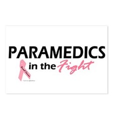 Paramedics In The Fight Postcards (Package of 8)