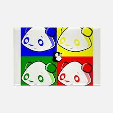 Warhole Pandas Magnets