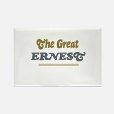 Ernest Rectangle Magnet