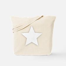 Star w Shadow Tote Bag