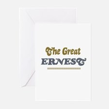Ernest Greeting Cards (Pk of 10)