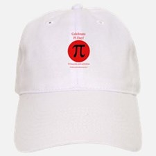 Pi Day Baseball Baseball Cap