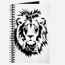 Cute Men lion Journal