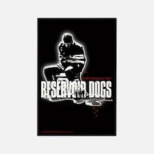 Lend Me Your Ear Reservoir Dogs Rectangle Magnet