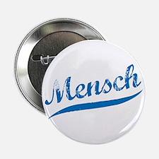 """Mensch 2.25"""" Button (10 Pack)"""