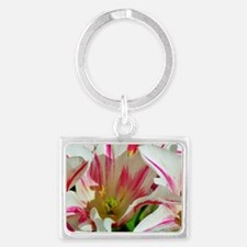 Cute Lillie Landscape Keychain