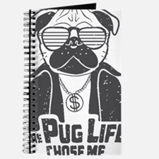 Cute Love pugs Journal