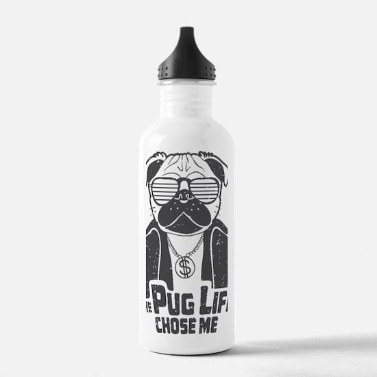 Funny Thug life Water Bottle