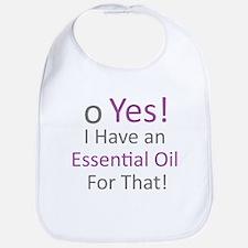 Essential Oils Bib