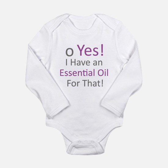 Essential Oils Onesie Romper Suit