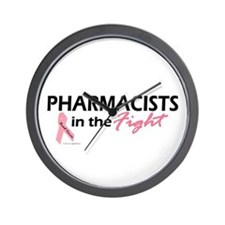 Pharmacists In The Fight Wall Clock