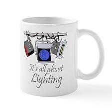 It's All About Lighting Coffee Mug Mugs