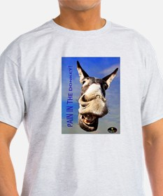 PAIN IN THE DONKEY - Blue Sky T-Shirt