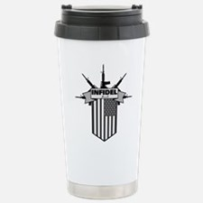 Infidel Flag Travel Mug