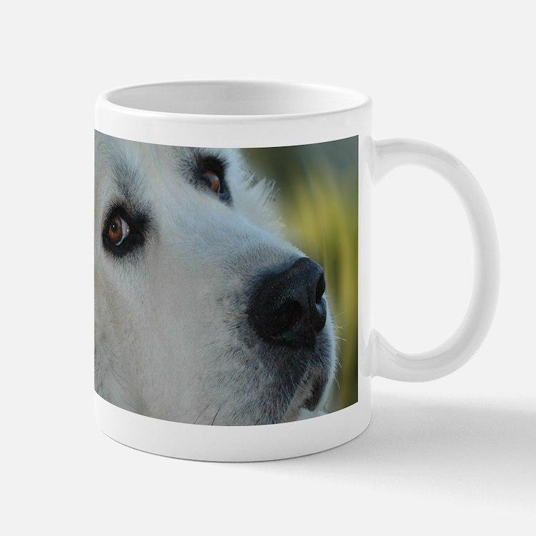great pyrenees Mugs