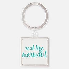 real life mermaid Keychains