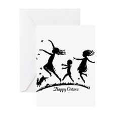 Ostara Celebration Greeting Cards