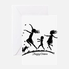 Ostara Celebration Greeting Cards