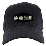 British military veteran black flag baseball Black Hat