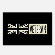 British Military: Veteran Postcards (Package of 8)