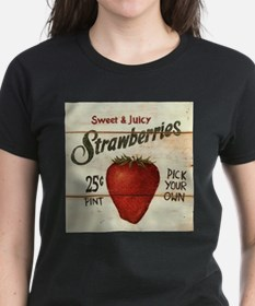 Pick Your Own Strawberries T-Shirt