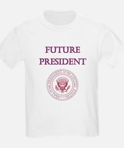 Cute Future president T-Shirt
