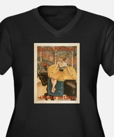 Vintage poster - A Night at the Plus Size T-Shirt