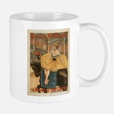 Vintage poster - A Night at the Circus Mugs