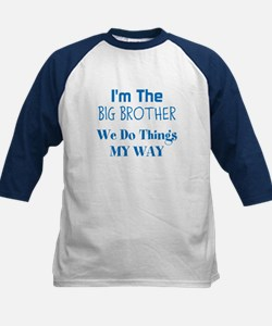 Im The Big Brother Baseball Jersey