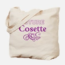Future Cosette Tote Bag