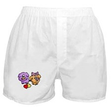 Pigs In Love Boxer Shorts