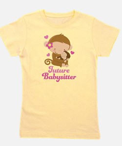 Funny Future big cousin Girl's Tee