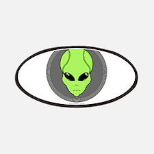 Tennis Alien Patch