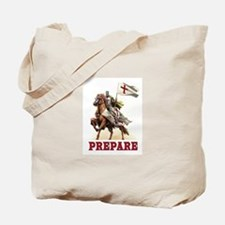 CRUSADERS Tote Bag