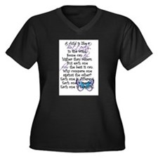 Every Child Plus Size T-Shirt