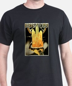 Worker Supporting City T-Shirt
