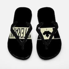 Canadian Military Veteran: Black Deploy Flip Flops