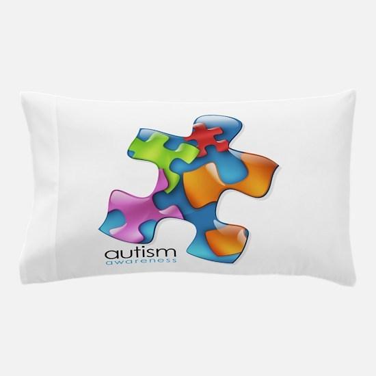 puzzle-v2-5colors.png Pillow Case