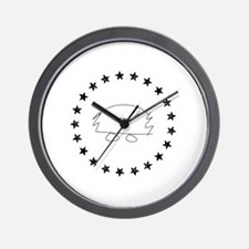 Cute Bern Wall Clock