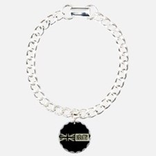 British Military: Infant Charm Bracelet, One Charm