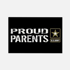 U.S. Army: Proud Parent Rectangle Magnet (10 pack)