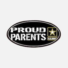 U.S. Army: Proud Parents (Black) Patch