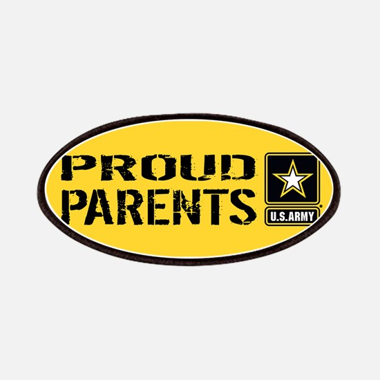 U.S. Army: Proud Parents (Gold) Patch