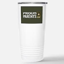 U.S. Army: Proud Parent Stainless Steel Travel Mug